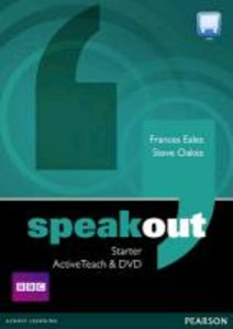 Speakout Starter Active. Teach CD-ROM