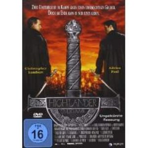 Highlander-Endgame (Single DVD)