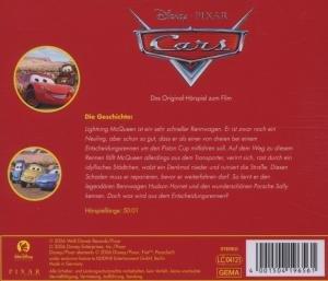 Cars. CD