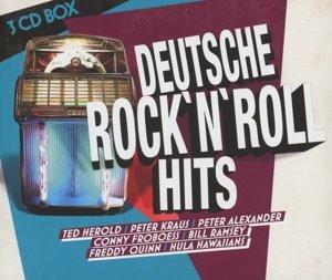 Deutsche Rock'n' Roll Hits (3er CD-Box)