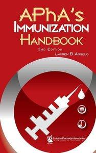 APHAS IMMUNIZATION HANDBK 2/E