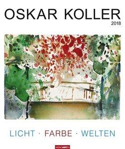 Oskar Koller - Kalender 2018
