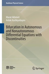 Bifurcation in Autonomous and Nonautonomous Differential Equatio