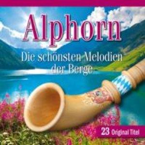 ALPHORN-Die schönsten Melodien