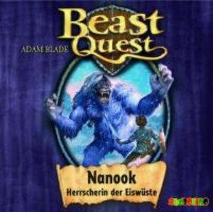 Beast Quest 05. Nanook, Herrscherin der Eiswüste