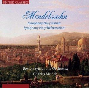 Mendelssohn: Sinfonien 4 & 5
