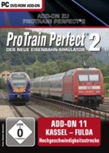 Pro Train Perfect 2 - AddOn 11 Kassel-Fulda