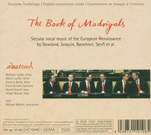 The Book Of Madrigals