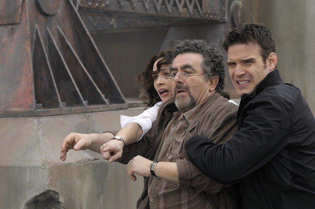 Warehouse 13 - Season 1 - zum Schließen ins Bild klicken