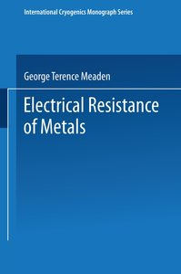 Electrical Resistance of Metals