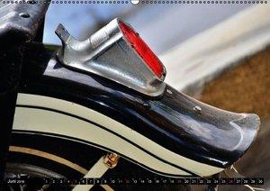 Harley Davidson WLA 750 (Wandkalender 2016 DIN A2 quer)