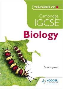 Cambridge IGCSE Biology: Teacher's CD