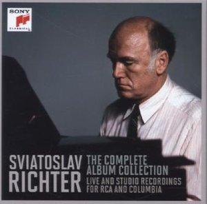 Sviatoslav Richter (The Complete Album Collection)