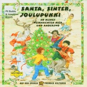 Santa,Sinter,Joulupukki-Weihnachten