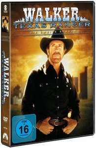 Walker, Texas Ranger - Season 2 (7 Discs, Multibox)