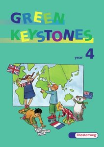 Green Keystones 4. Activity Book