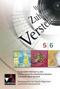 Kombiniere Deutsch und Kombi-Buch Deutsch Audio-CD 5/6