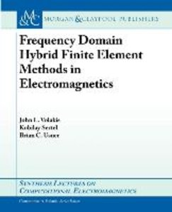 Frequency Domain Hybrid Finite Element Methods in Electromagneti