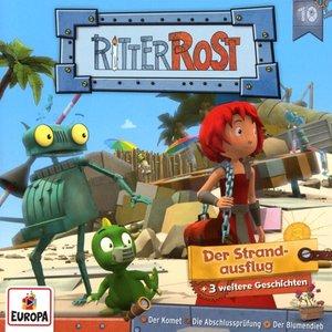 Ritter Rost Hörspiel 10. Der Strandausflug