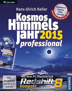 Kosmos Himmelsjahr 2015 professional