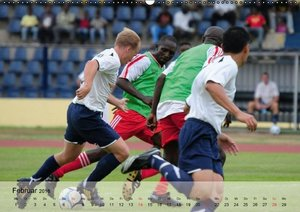 Welt des Sports. Impressionen (Wandkalender 2016 DIN A2 quer)