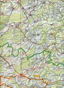 Vulkanland Eifel - Nationaler Geopark 1 : 100 000