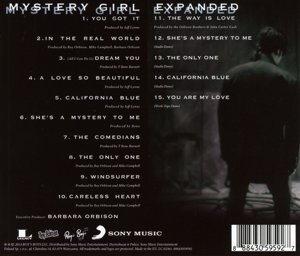 Mystery Girl Expanded