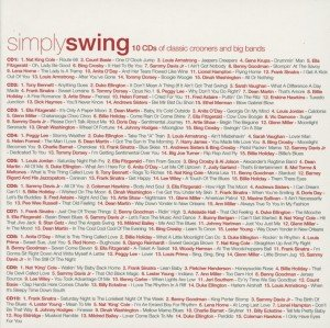 Simply Swing (10CD)