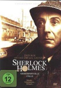 Geheimnisvolle Fälle (Sherlock Holmes)