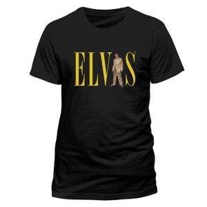 Text Logo (T-Shirt,Schwarz,Größe L)