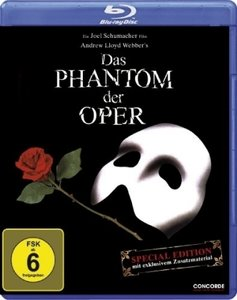 Das Phantom der Oper-Special Edition (Blu-ray)