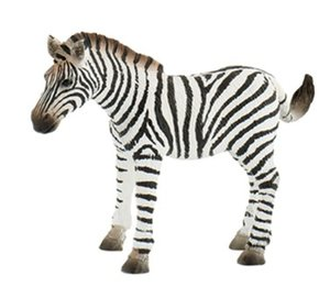 BULLYLAND 63676 - Zebrajunges