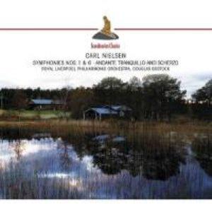 Sinfonien 1 & 6 (Nielsen,Carl August)