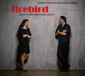 Firebird-Piano Meets World Percussion
