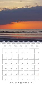 Amrum - Pearl of the North Sea (Wall Calendar 2015 300 × 300 mm