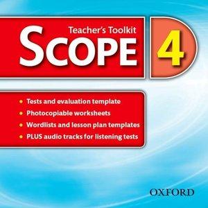 Scope: Level 4. Teacher\'s Toolkit