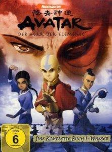 Avatar - Der Herr der Elemente, Das komplette Buch 1: Wasser