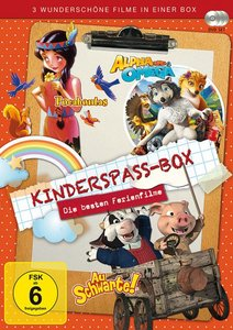 Kinderspass Box-Die besten Ferienfilme