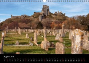 South West England (Wall Calendar 2015 DIN A3 Landscape)
