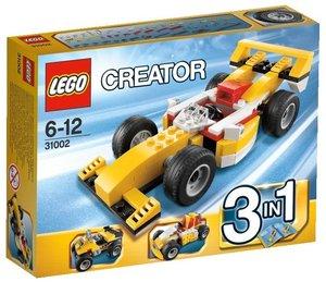 LEGO® Creator 31002 - Rennwagen