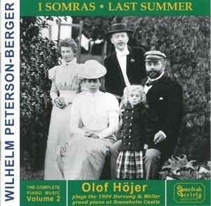 I Somras/Last Summer