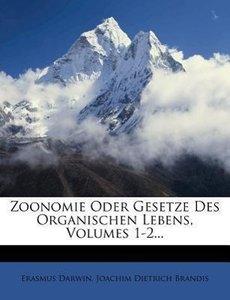 Zoonomie oder Gesetze des organischen Lebens, Zweiter Theil