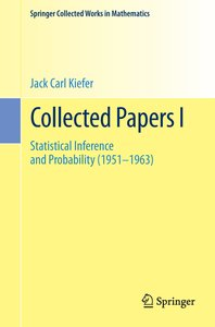 Collected Papers I