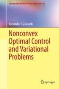Nonconvex Optimal Control and Variational Problems