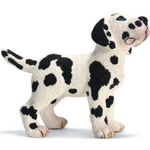 Schleich 16385 - Farm Life: Deutsche Dogge Welpe