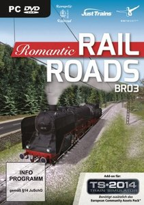 Train Simulator 2014 - Romantic RAILROADS BR03