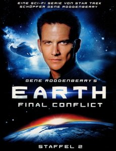 Earth:Final Conflict,Staffel 2 (Limited Edition)