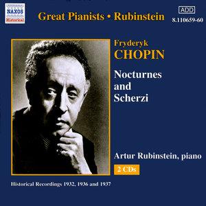 Nocturnes/Scherzi
