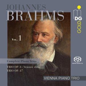 Sämtl.Klaviertrios Vol.1; Trio op.8 und op.87