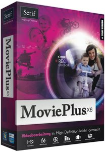 MoviePlus X6. Für Windows XP/Vista/7
